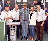 PRINTEC with TD MARSEL at RosUpack 2015 Mosow